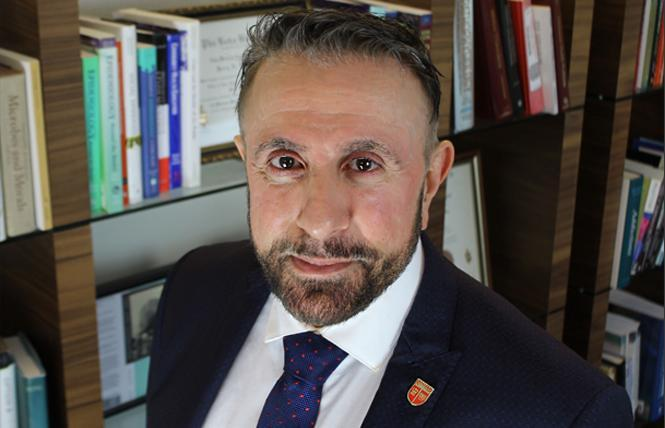 Perry N. Halkitis is the dean of the Rutgers School of Public Health.