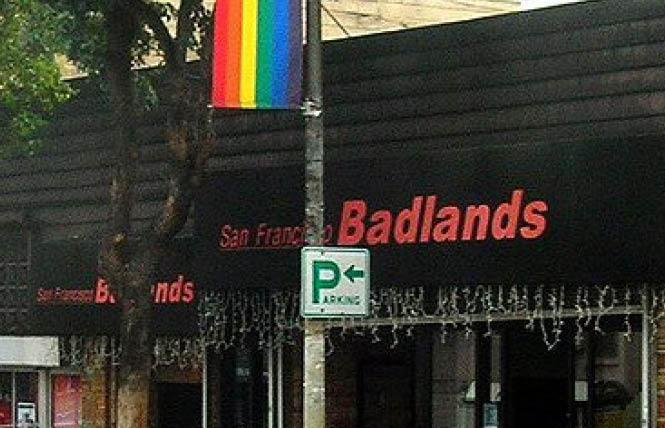 Badlands bar in the Castro has closed permanently, according to a post on its Facebook page Thursday. Photo: Courtesy Twitter
