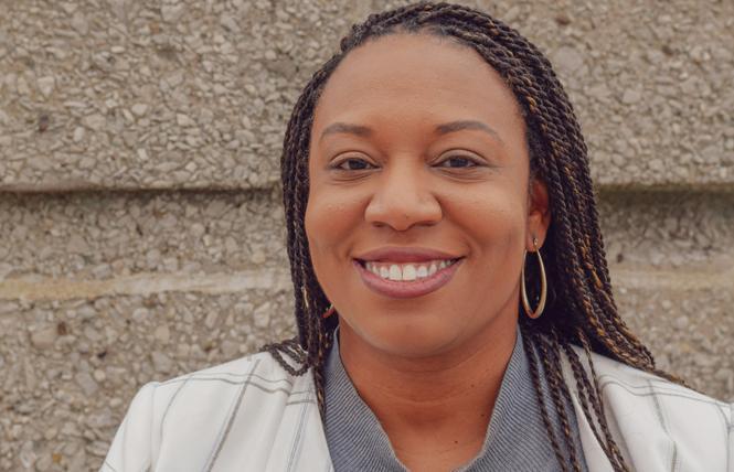 NCLR Executive Director Imani Rupert-Gordon. Photo: Seamus Doheny