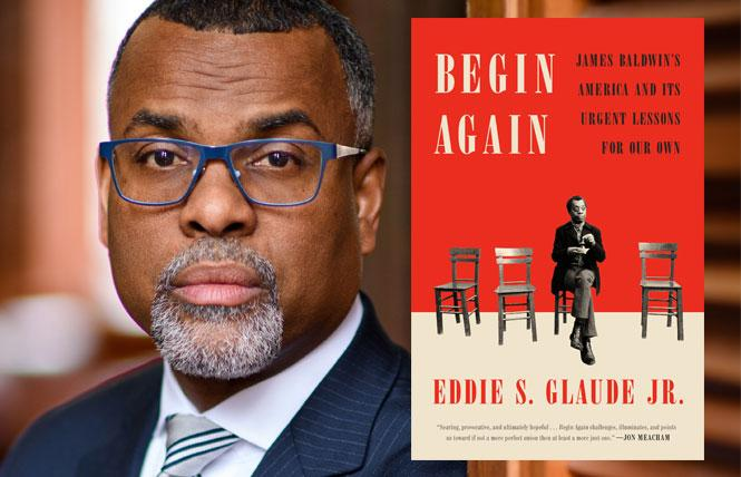 Author Eddie S. Glaude Jr. photo: Sameer A. Khan