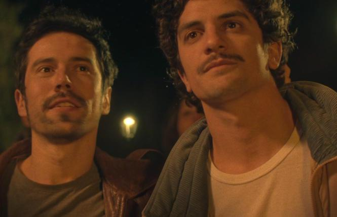 The Strong Ones (Los Fuertes), part of OutFest