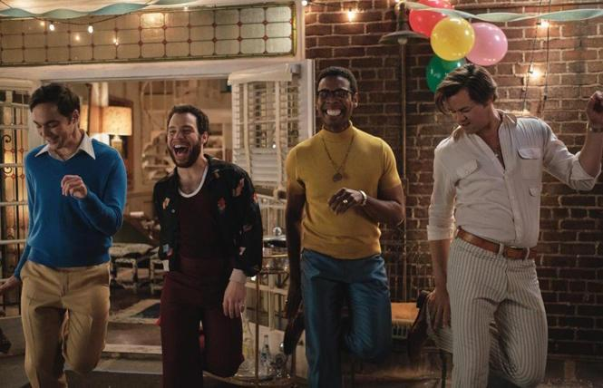 'The Boys in the Band' the new film adapation with the 2018 Broadway revival cast.