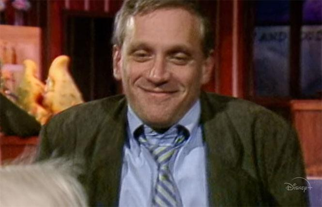 Howard Ashman, lyricist for songs in Disney's 'The Little Mermaid, Beauty and the Beast,' and 'Aladdin.'