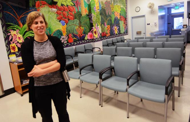 Dr. Stephanie Cohen is the medical director at San Francisco's City Clinic. Photo: Rick Gerharter