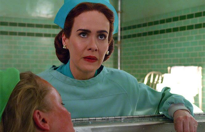 Sarah Paulson in 'Ratched'