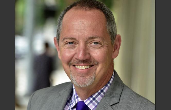 BART Director Bevan Dufty. Photo: Steven Underhill