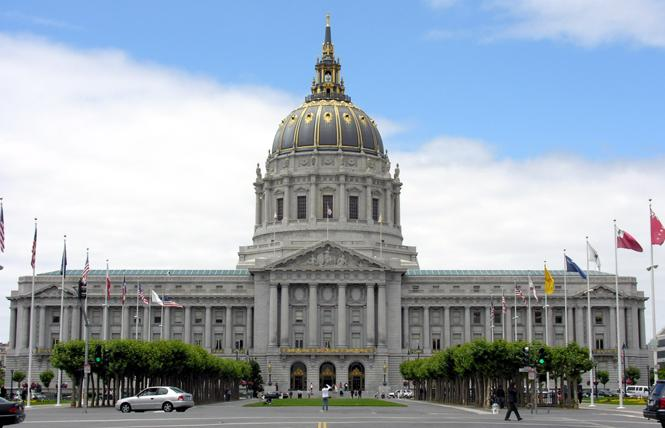 San Francisco voters in odd-numbered districts will vote for supervisor in November. Photo: Courtesy Wikipedia
