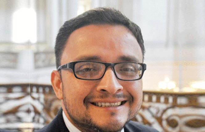 David Campos will be chief of staff for San Francisco District Attorney Chesa Boudin. Photo: Rick Gerharter