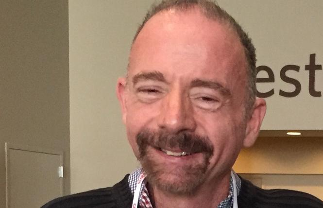Timothy Ray Brown, shown here at the 2019 Conference on Retroviruses and Opportunistic Infections. Photo: Liz Highleyman