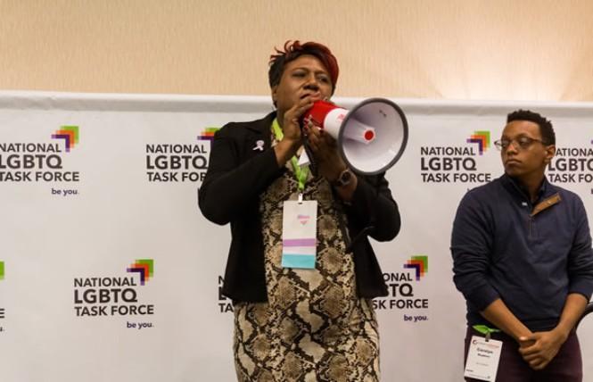Monica Roberts. Photo: Courtesy National LGBTQ Task Force