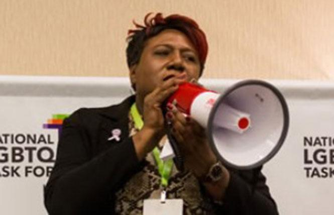Monica Roberts. Photo: Courtesy National LGBTQ Task Force