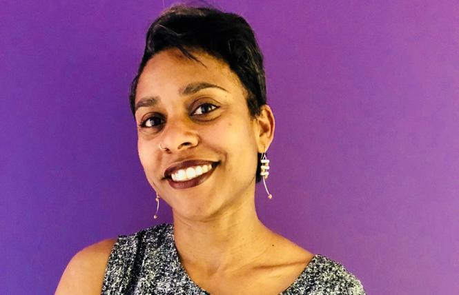 Kierra Johnson is the incoming executive director of the National LGBTQ Task Force. Photo: Courtesy National LGBTQ Task Force