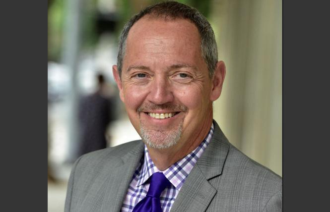 Bevan Dufty won reelection. Photo: Steven Underhill
