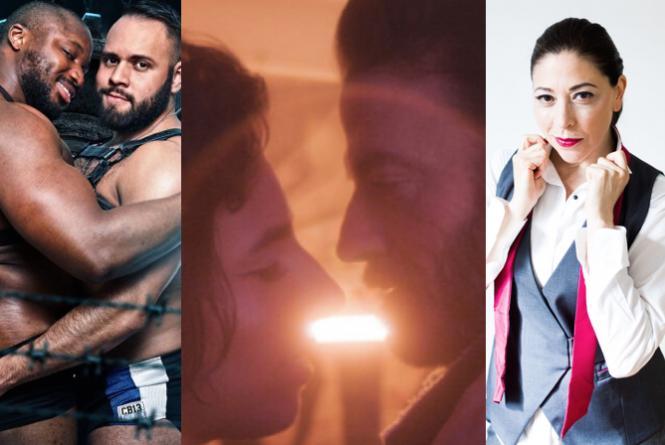 Bearracuda, Trans FilmFestival, Tina D'Elia