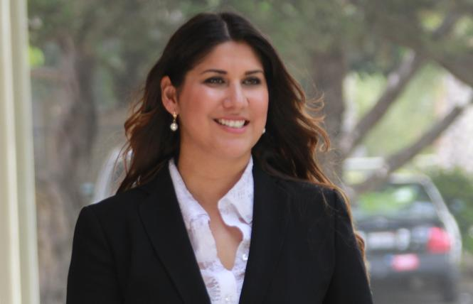 State Senate candidate Abigail Medina. Photo: Courtesy Medina for state Senate campaign
