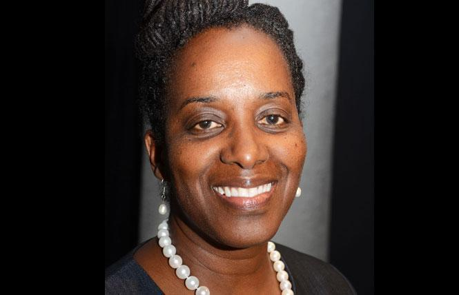 Jovanka Beckles will be sworn in on the AC Transit Board of Directors December 4. Photo: Rick Gerharter