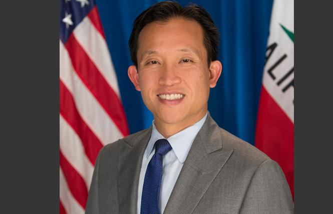 Assemblyman David Chiu. Photo: Courtesy Assemblyman David Chiu's office