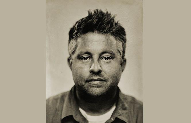 Former Grants for the Arts director Matthew Goudeau. Photo: Courtesy Matthew Goudeau