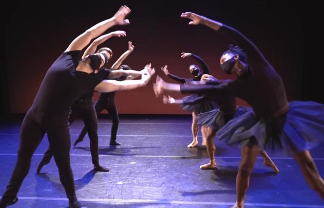 Ballet22's new online premiere