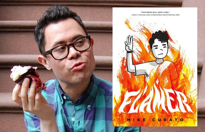 'Flamer' author Mike Curato