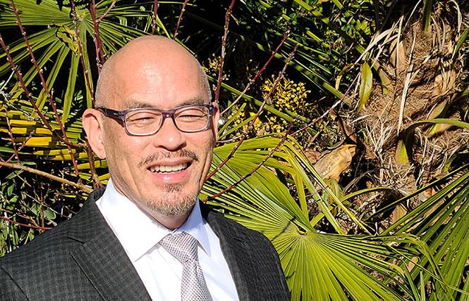 Keith Fong was appointed a judge on the Alameda County Superior Court. Photo: Cynthia Laird