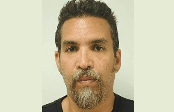 Ghost Ship master tenant Derek Almena. Photo: Courtesy Lake County Sheriff's Department