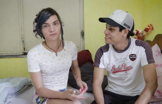 Brazil's LGBT refugees tell their stories in the short film 'Hazte Sentir'