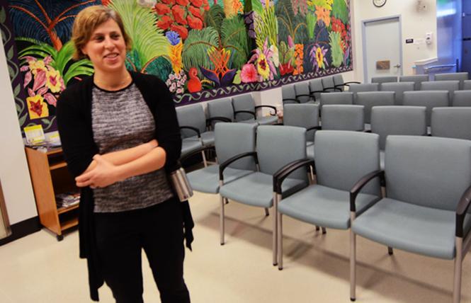 SF City Clinic director Dr. Stephanie Cohen. Photo: Rick Gerharter