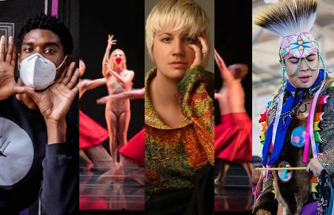 SF BATCO, Smuin Ballet, Stepheanie Lynne Smith, BAITTS Powwow