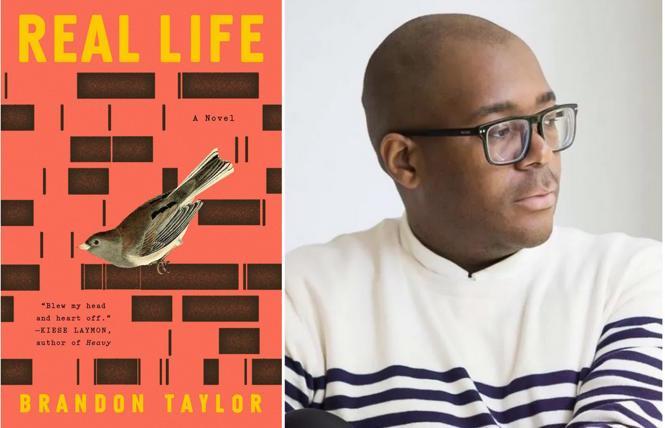 author Brandon Taylor