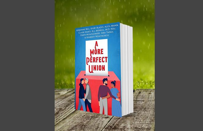 """A More Perfect Union"" is an anthology of voting-themed romances."