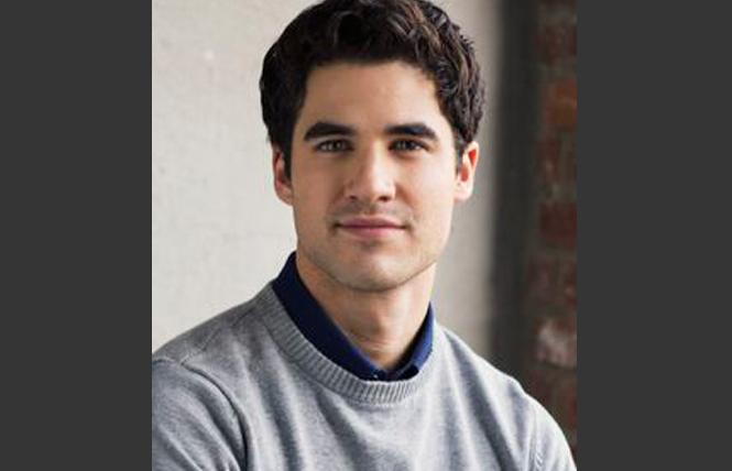 "Darren Criss will perform during ""Show of Hope."" Photo: Courtesy Turtlepedia"