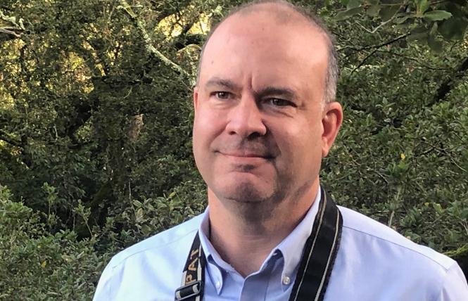 Glenn Phillips is the new executive director of the Golden Gate Audubon Society. Photo: Courtesy GGAS