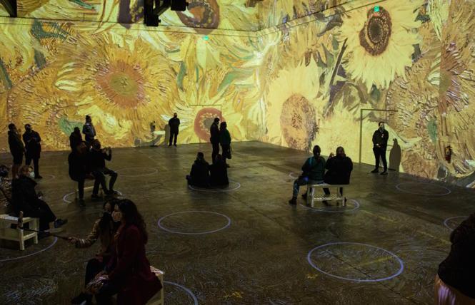 'Immersive Van Gogh'