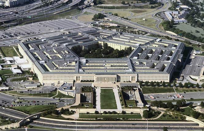 The Pentagon and veterans departments have both issued changes to support trans troops, in keeping with President Joe Biden's January executive order. Photo: AP file