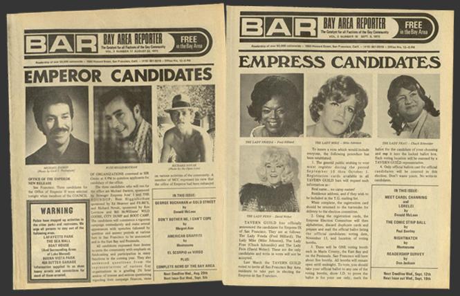 Photos: Courtesy B.A.R. Archive