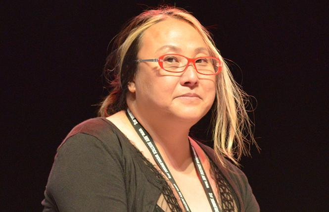 San Francisco Health Commissioner Cecilia Chung. Photo: Jan Brittenson