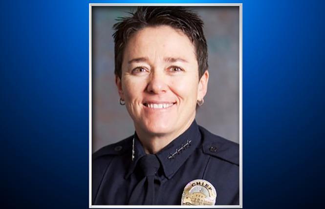 Fairfield police Chief Deanna Cantrell. Photo: Courtesy City of Fairfield