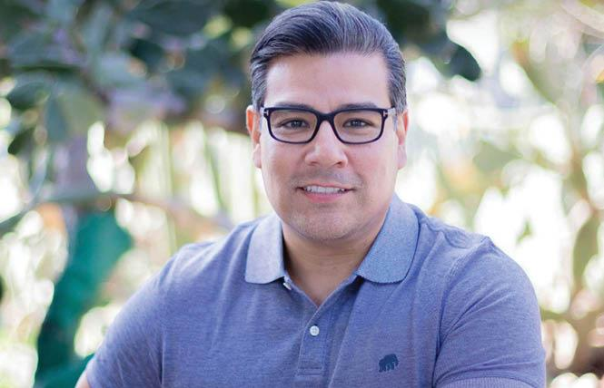 California Insurance Commissioner Ricardo Lara has announced he will seek reelection in 2022. Photo: Courtesy Lara campaign site