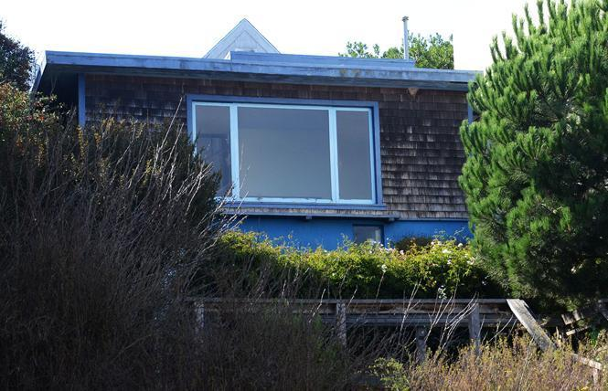 The San Francisco Board of Supervisors voted May 4 to landmark the Noe Valley home once owned by Phyllis Lyon and Del Martin Photo: Rick Gerharter