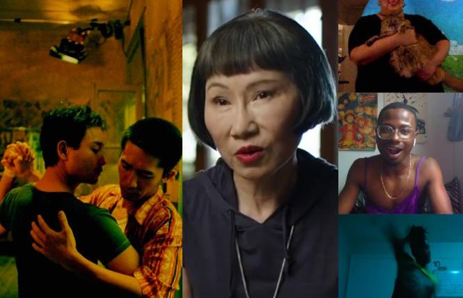 """'Happy Together,' 'Amy Tan:Unintended Memoir,"""" and 'Club Quarantine' at CAAMFest 2021."""