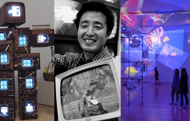 'John Cage Robot II,' Nam June Paik in the 1970s; 'Sistine Chapel' at SF MOMA
