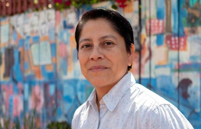 Dolores Street Community Services Executive Director Laura Valdez. Photo: Courtesy DSCS