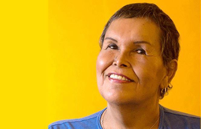 Felicia Elizondo. Photo Khaled Sayed