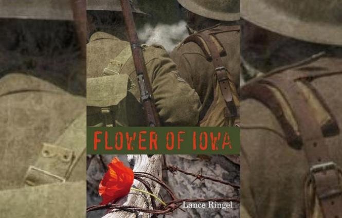Flower of Iowa playwright Lance Ringel imagines male intimacy during WWI