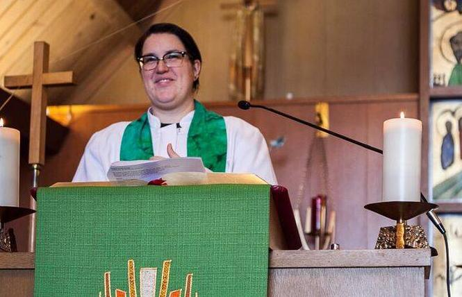 The Reverend Dr. Megan Rohrer is the bishop-elect of the Lutheran Church's Sierra Pacific Synod. Photo: Courtesy Facebook