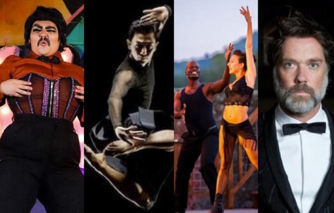 Oaklash, ODC Theater Festival, Transcendance Theatre, Rufus Wainwright