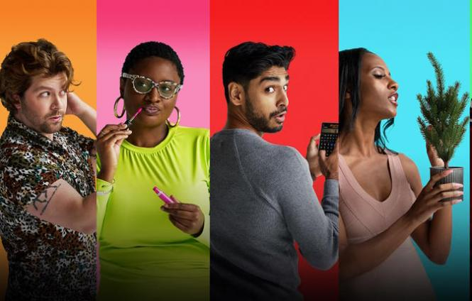 Cast members of 'Married at First Sight: Unmatchables'