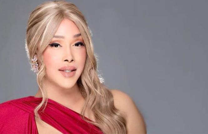 San Francisco-based transgender soprano Breanna Sinclairé will sing at Old First Concerts Sat. June 20. Photo: JP Lor, courtesy David Perry & Associates