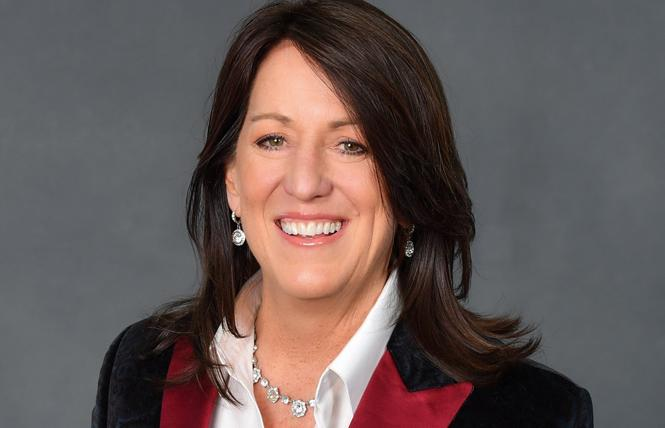 Kate Kendell is now the chief of staff at the California Endowment. Photo: Courtesy Facebook